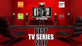 Best TV Series to Binge Watch 2017