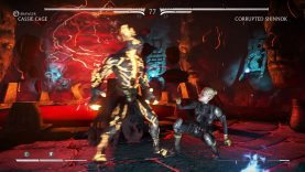 Cheesing Corrupted Shinnok (MKX) – WTF lol.