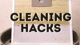 Cleaning hacks you'll wish you knew sooner l 5-MINUTE CRAFTS