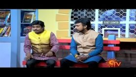 Comedy Junction 03/05/2017 Sun Tv Tamil HD