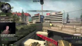 CS:GO – NEW OVERPASS BOOST WTF