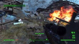 Fallout 4 WTF I'm doing