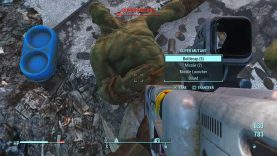 Funny Fallout Moments P1 WTF super mutant?!?