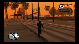 Grand Theft Auto: San Andreas WTF GLITCH