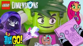 LEGO Dimensions Wave 9 Powerpuff Girls & Beetlejuice Vehicles, Gadgets & Release Date Rumors!