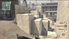 Modern Warfare 2 multiplayer gameplay Team Deathmatch (WTF moment)