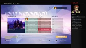 Overwatch :partie Wtf (0 cooldown )