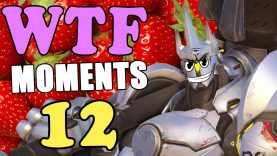 Overwatch WTF Moments Ep.12 Full Official 2017