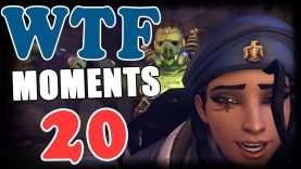 Overwatch WTF Moments Ep.20 – Overwatch Highlights