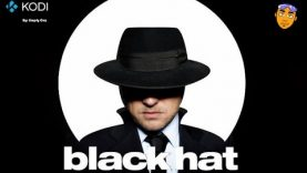 """The Black Hat (Add-On) """"24/7 Movies & TV Shows Live + VOD on KODI"""" 