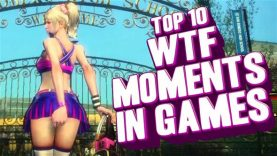 Top 10 – WTF moments in gaming