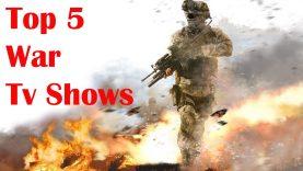 Top 5 War Tv shows