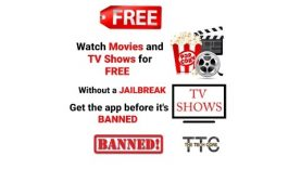 Watch Movies/TV Shows on Your iOS Device for FREE iOS 9,10. (NO JAILBREAK) Get it Before It's Banned