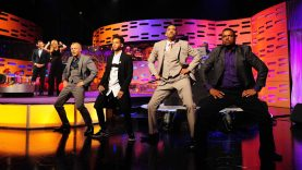 Will & Jaden Smith, DJ Jazzy Jeff and Alfonso Ribeiro Rap! – The Graham Norton Show – BBC One