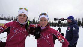 WTF – Cool – Biathlon : Les Bleus s'essaient au mannequin challenge