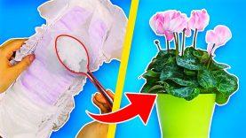 7 PLANT DIYs TO TURN YOUR THUMB GREEN