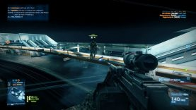 Battlefield – Glitched out of Metro Wtf?! 1080p