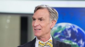 Bill Nye Discusses the Upside Down World on 'Stranger Things'