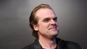 David Harbour Credits 'Stranger Things' for 'Hellboy' Role