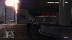 Grand Theft Auto V WTF Moment!!