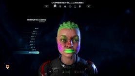Mass Effect Andromeda – WTF-Momente im Charaktereditor