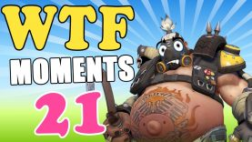 Overwatch WTF Moments Ep.21 Full Official Overwatch Highlights