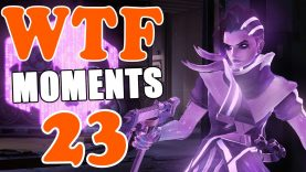 Overwatch WTF Moments Ep.23 Full Official Overwatch Highlights