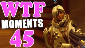 Overwatch WTF Moments Ep.45 Full Official HD