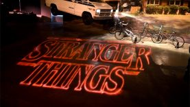 'Stranger Things' Cassette Tapes