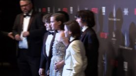 Stranger Things – Cast at the Weinstein Golden Globes 2017 Party-n_VWHRGpxE8