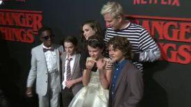 'Stranger Things' Final Episodes of Season 2 Underway
