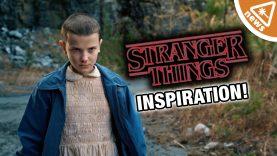 Stranger Things' Real Life Conspiracy Inspiration! (Nerdist News w/ Jessica Chobot)