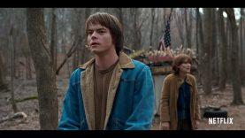 STRANGER THINGS s 1 TRAILER 2 (2016) New Netflix Series