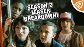Stranger Things Season 2 Teaser Trailer Breakdown! (Nerdist News w/ Jessica Chobot)