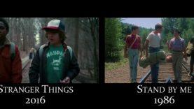 Stranger Things : toutes les références 80's de la série !