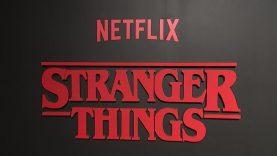 Set Photos From Stranger Things Season 2 Reveal Retro