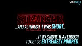 Stranger Things Season 2 – New Monste