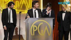 'Stranger Things' Wins Award At PGA