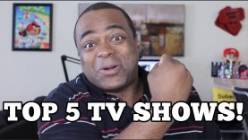 Top 5 Favorite TV Shows!