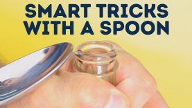 Smart tricks with spoons that you didn't know l 5-MINUTE CRAFTS