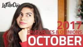 October Favourites and Opinions 2017 ||  Movies, TV Shows & More  || LaFilleChic