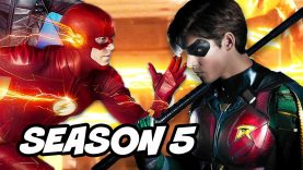 The Flash Season 5 Confirmed – Titans TV Show DCTV 2018 Preview