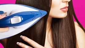 20 LAZY HAIR HACKS TO SAVE YOUR TIME AND HASSLE