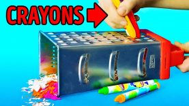 24 MOST AMAZING CRAFTING LIFE HACKS