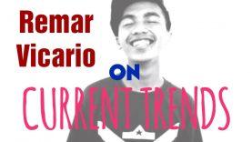 Remar Vicario│Current Trends│TV Shows, Korean Dramas, and Dances