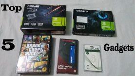 Top 5 Gadgets | Games & Accessories | Technology Gadgets | Must Watch
