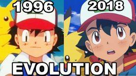 Pokemon TV Show EVOLUTION – Pokemon Shows In Order From Episodes 1 to 1000+