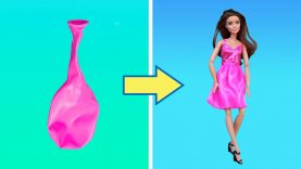 22 TOTALLY COOL DIY BARBIE HACKS AND CRAFTS