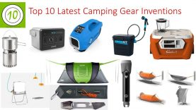 Top 10 Latest Camping Gear Inventions I Best Camping Gadgets I Part-10