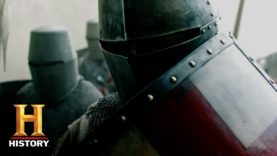 Knightfall: Official Trailer | Series Premiere December 6 at 10/9c | History